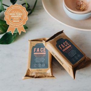 Bronze JAK Organics - FACE