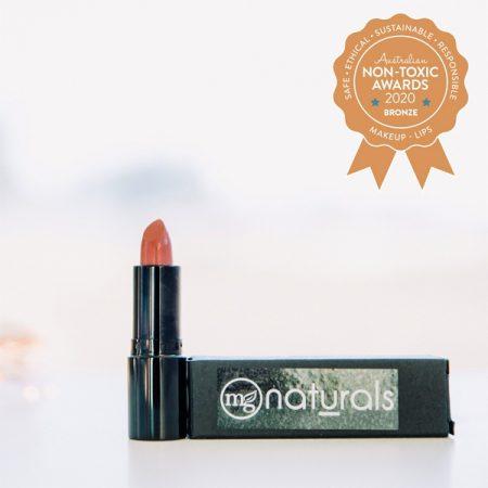Bronze Winner MG Naturals - Organic Glow Lipstick