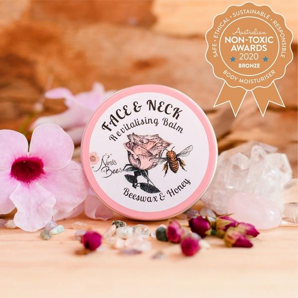 Nina's Bees - Face & Neck Revitalising Balm