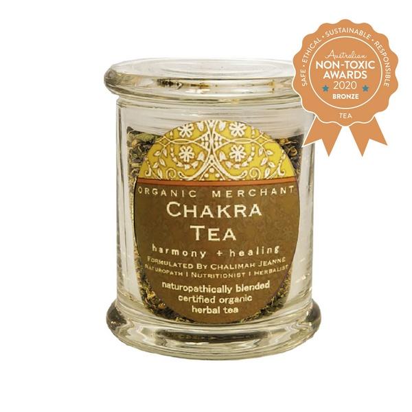 Organic Merchant – Chakra Tea