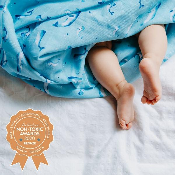 Organic Nights – GOTS Certified 100% Organic Cotton Muslin