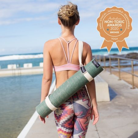Second Earth – 2E 'Connected' Yoga Mat