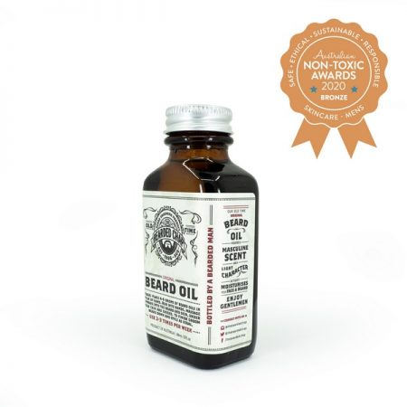 Bronze Winner The Bearded Chap - Original Beard Oil