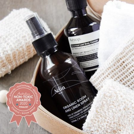 Aelin-Organics - Organic Room and Linen Spray