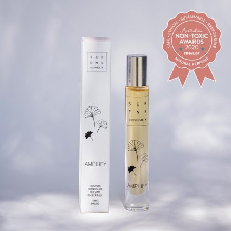 Finalist Serene Body Health - Amplify Perfume Oil