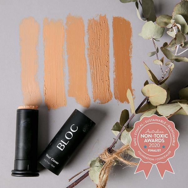 Finalist Bloc Cosmetics - Your Cover