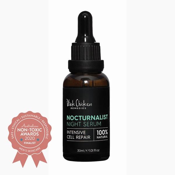 Black Chicken Remedies - Finalist Nocturnalist Night Serum