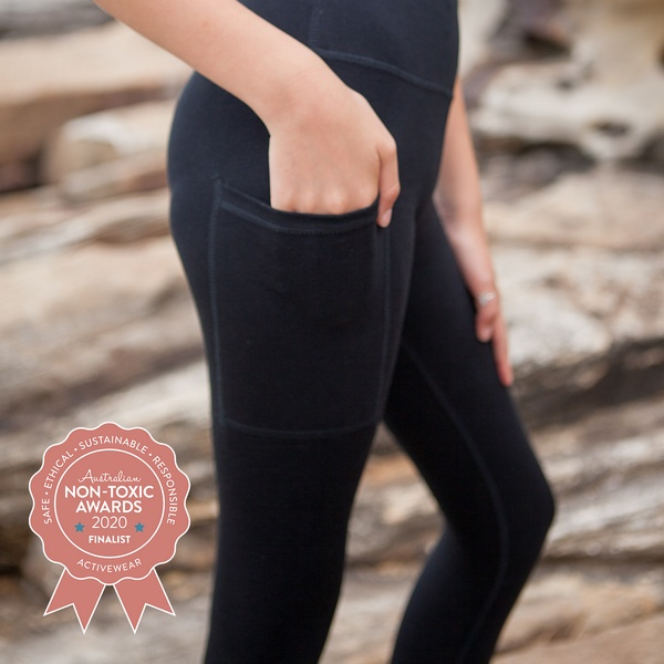 Bondi Eco High Waist Pocket Leggings