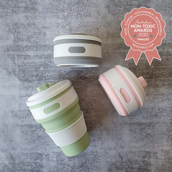 Ekoroo by Eco Shop Co -Collapsible Reusable Cup
