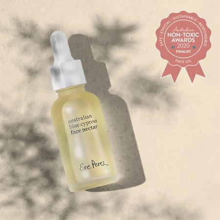 Finalist Ere Perez - Australian Blue Cypress Face Nectar