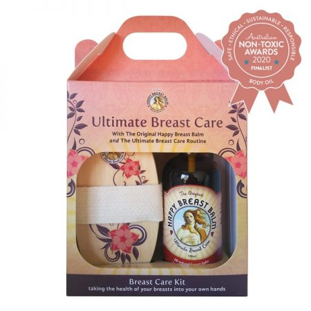 Finalist Happy Breast Balm - Breast Care Kit