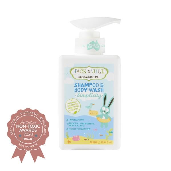 Jack N' Jill Shampoo