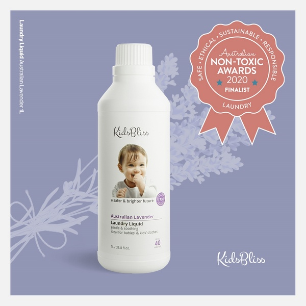 NativeBliss Laundry Liquid - Australian Lavender