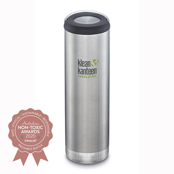Klean Kanteen- Vacuum Insulated TKWide Bottle
