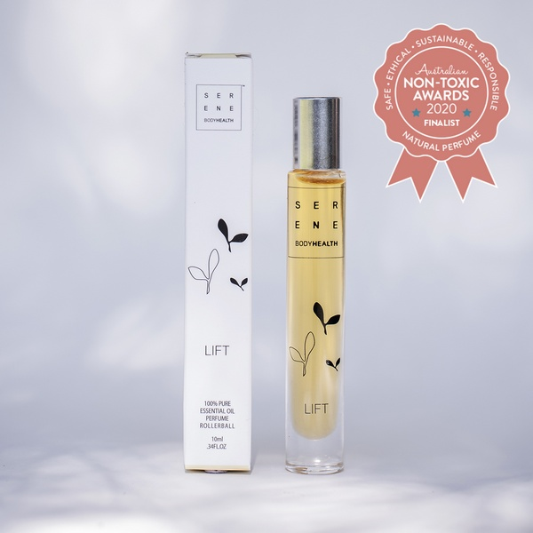 Finalist Serene Body Health - Lift Perfume Oil