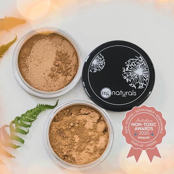 Finalist MG Naturals - Mineral Bronzer