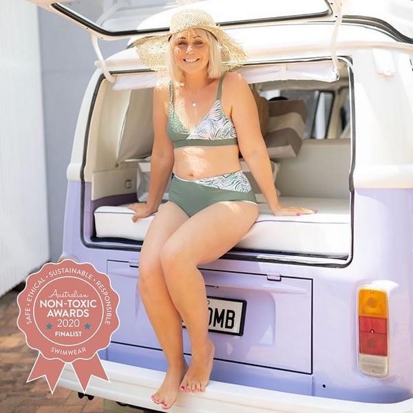Mother and Sun - The Mama Bikini Top