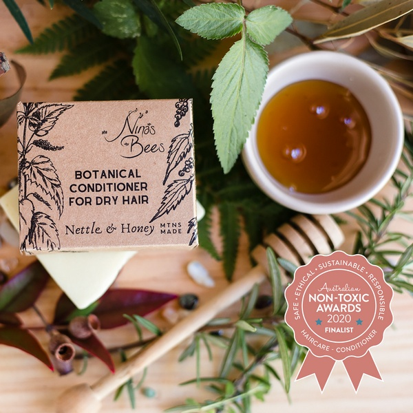 Finalist Nina's Bees - Botanical Conditioner for Dry Hair