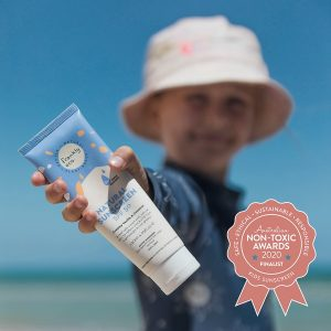 Frankly Eco - Natural Sunscreen