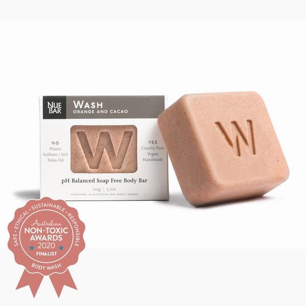 Finalist NueBar - Orange & Cacao Body Wash