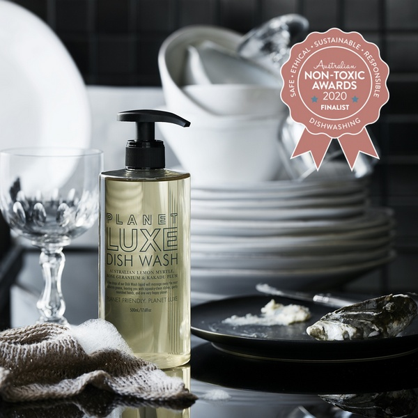 Planet Luxe-Dish Wash