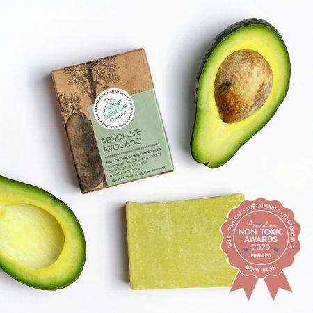 Finalist The Australian Natural Soap Company - Absolute Avocado