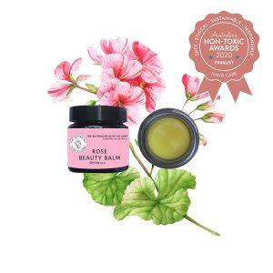 Finalist The Australian Olive Oil Soap - Rose Beauty Balm