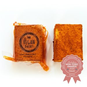 The Vegan Dairy - Aged & Smokey - Finalist - Snack- Australian Non-Toxic Awards 2020