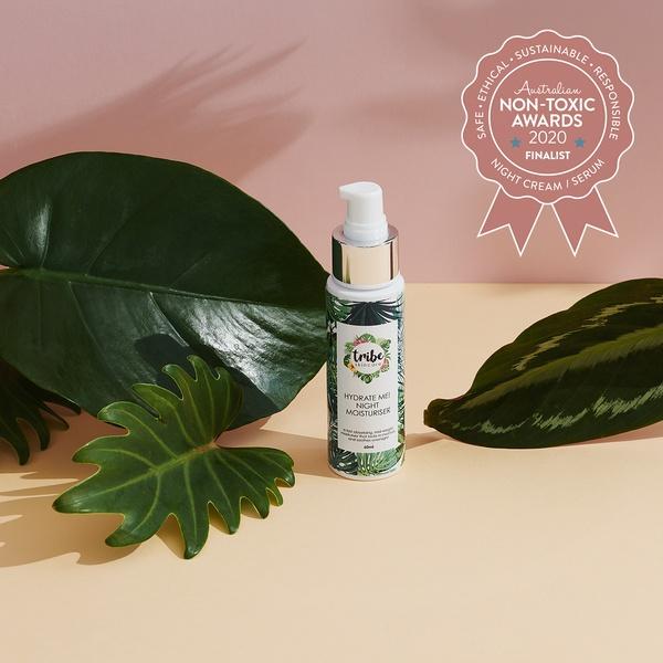 Finalist Tribe Skincare- Hydrate Me! Night Moisturiser
