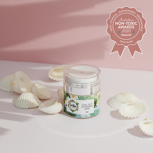 Finalist Tribe Skincare - Chill Out! Hydrating Mask