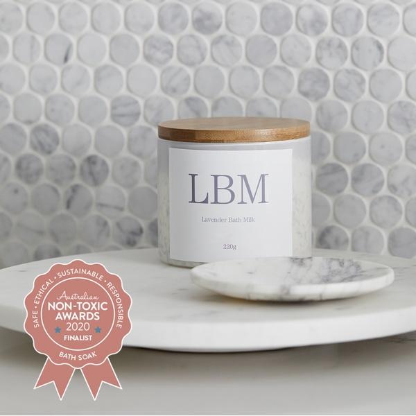Finalist V&M Spa - Lavender Bath Milk