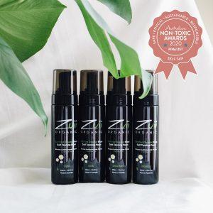 Zuii Organic - Certified Organic Flora Self Tanning Foam